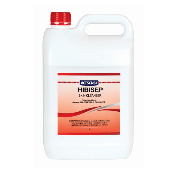 Vetsense Hibisep 4% Skin Cleanser