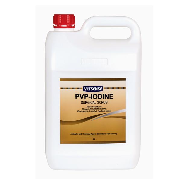 Vetsense PVP-Iodine Surgical Scrub