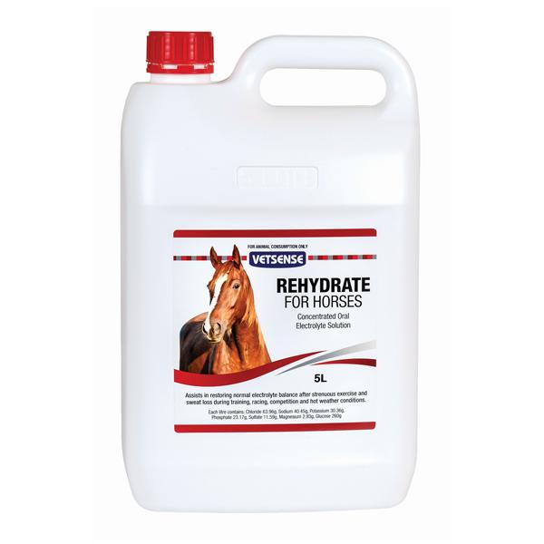 Vetsense Rehydrate For Horses