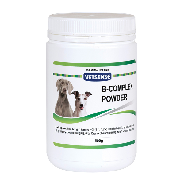 Vetsense B-Complex Powder Dogs