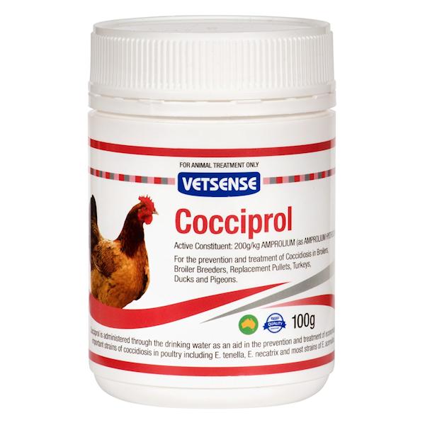 Vetsense Cocciprol